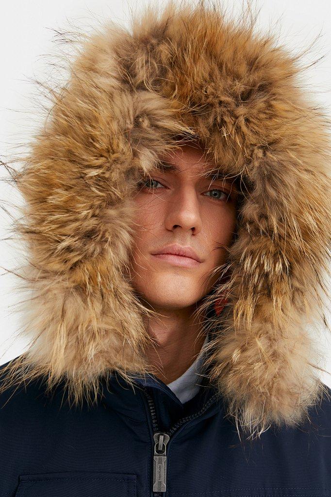 Пальто мужское, Модель WA20-22013, Фото №9