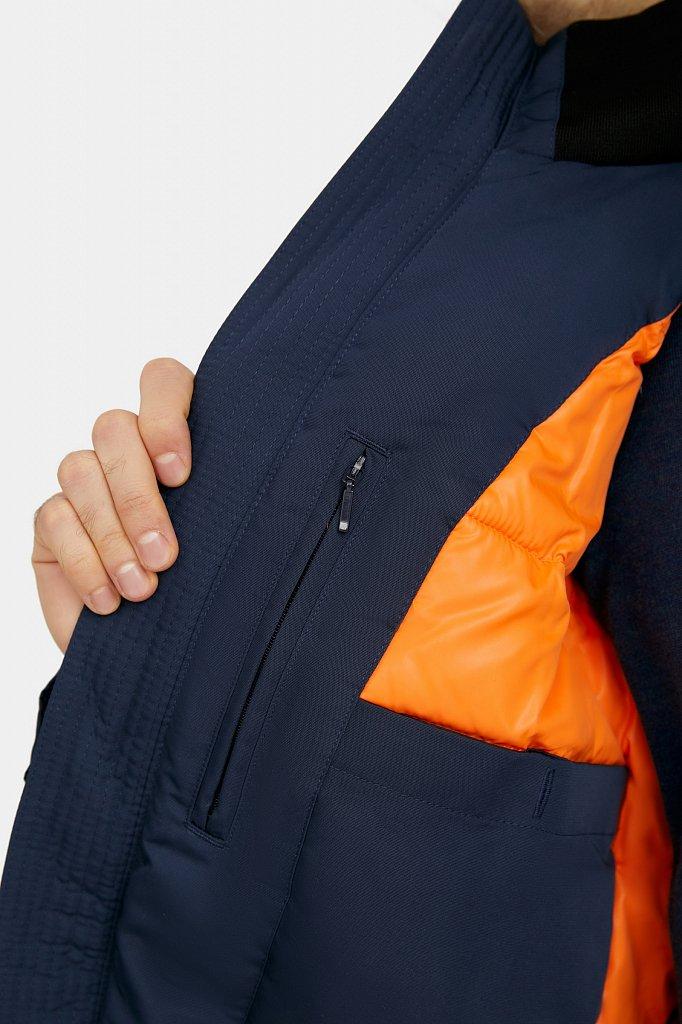 Пальто мужское, Модель WA20-22013, Фото №10