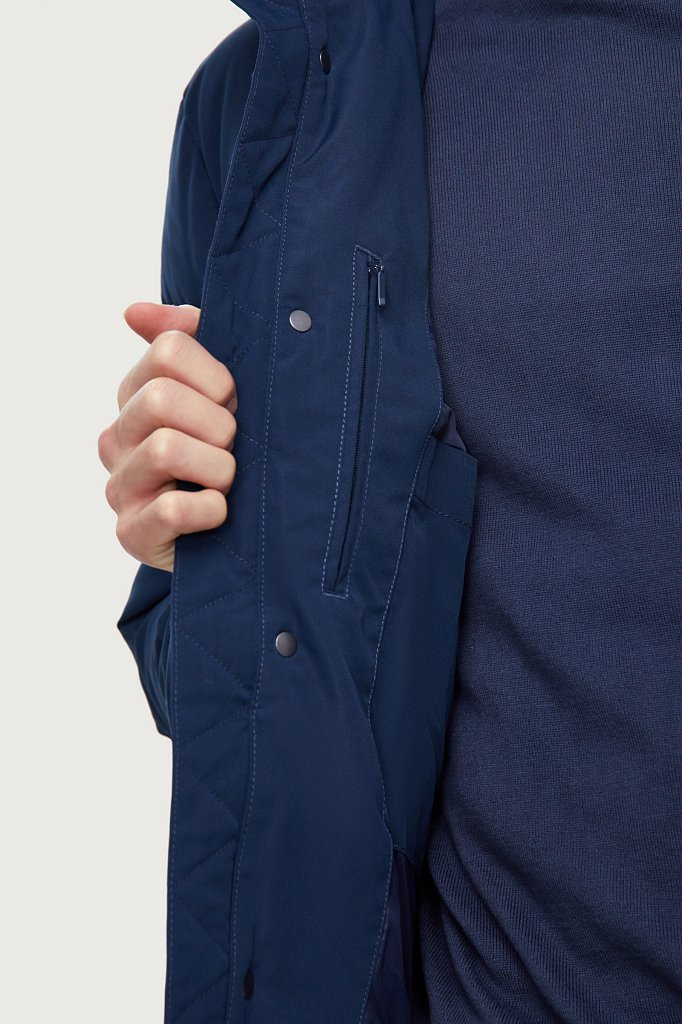 Куртка мужская, Модель WA20-42008, Фото №5