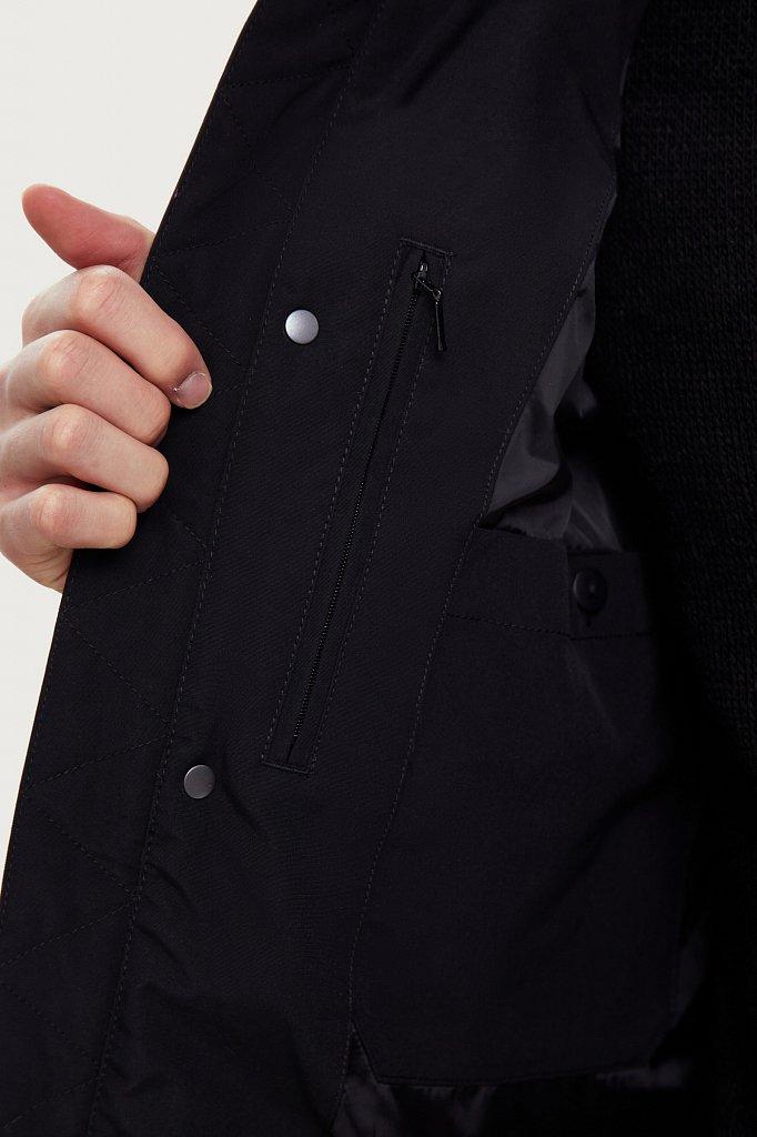 Куртка мужская, Модель WA20-42008, Фото №4