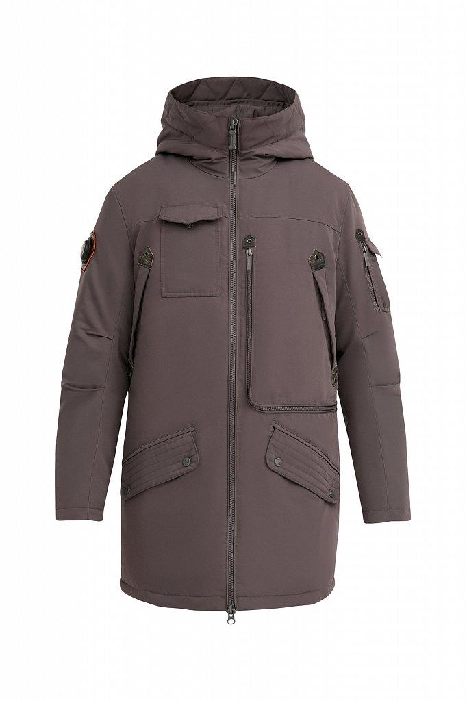 Пальто мужское, Модель WA20-22013F, Фото №10