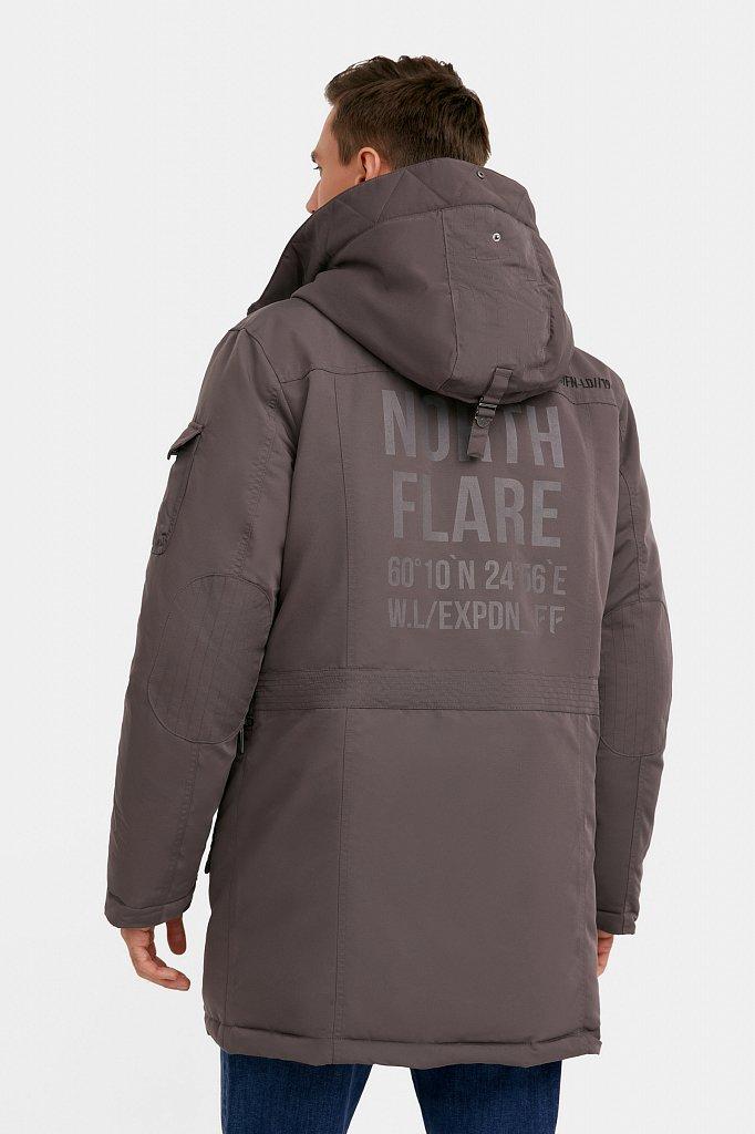 Пальто мужское, Модель WA20-22013F, Фото №6