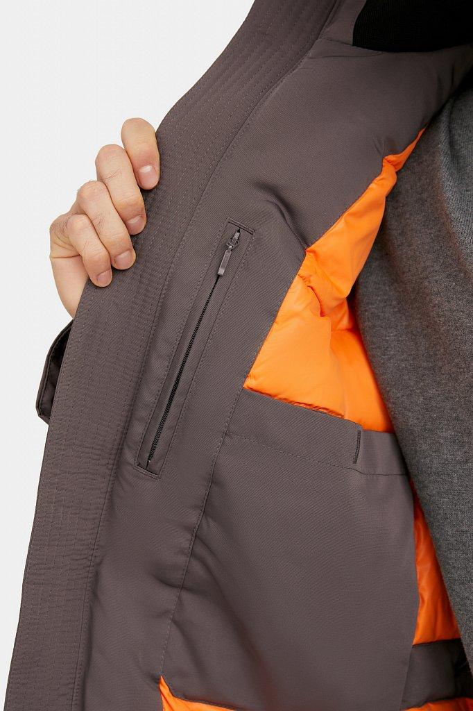 Пальто мужское, Модель WA20-22013F, Фото №7
