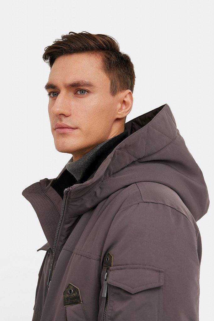 Пальто мужское, Модель WA20-22013F, Фото №9