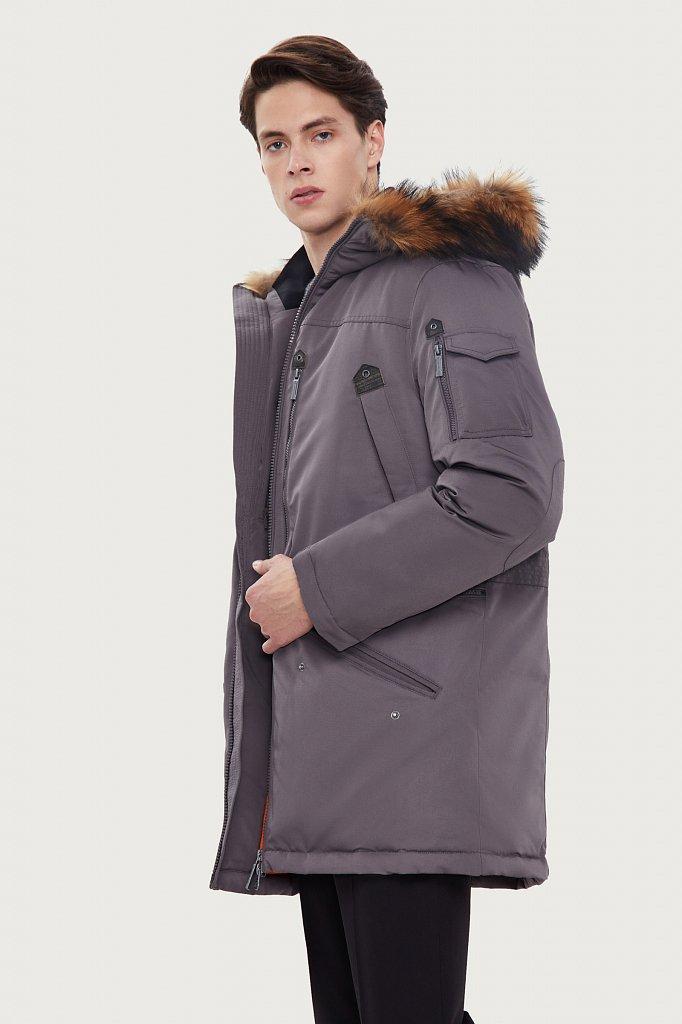 Пальто мужское, Модель WA20-22013, Фото №3