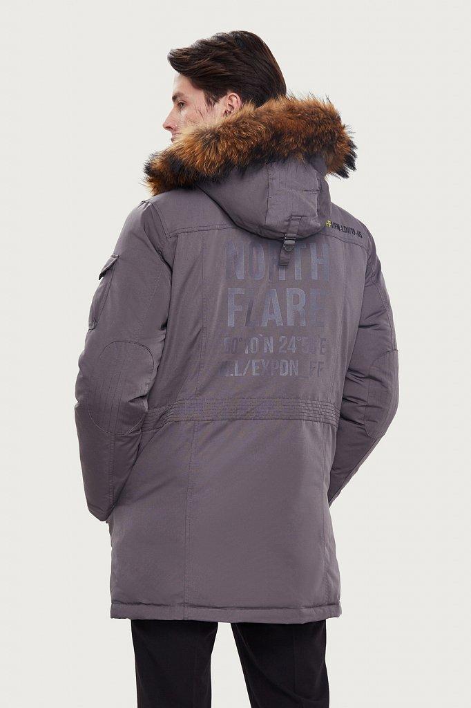 Пальто мужское, Модель WA20-22013, Фото №5