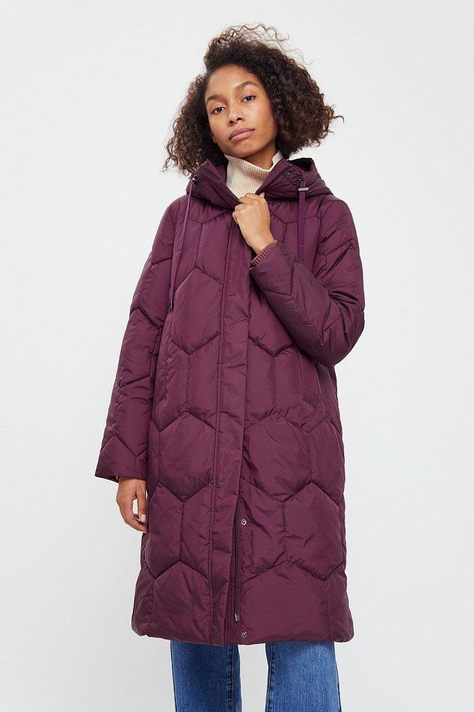 Пальто женское, Модель WA20-12015, Фото №1
