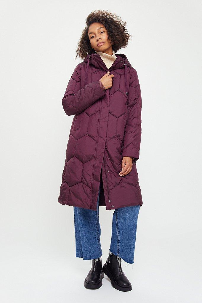 Пальто женское, Модель WA20-12015, Фото №2