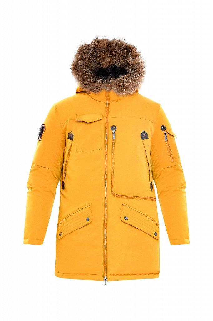 Пальто мужское, Модель WA20-22013, Фото №8