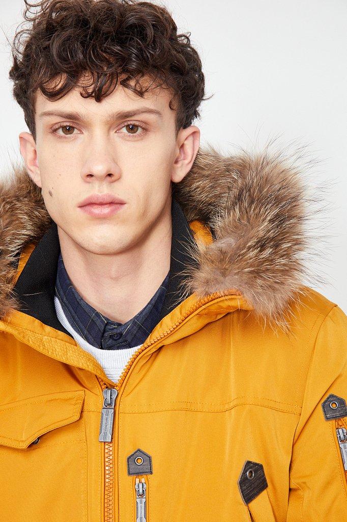 Пальто мужское, Модель WA20-22013, Фото №6