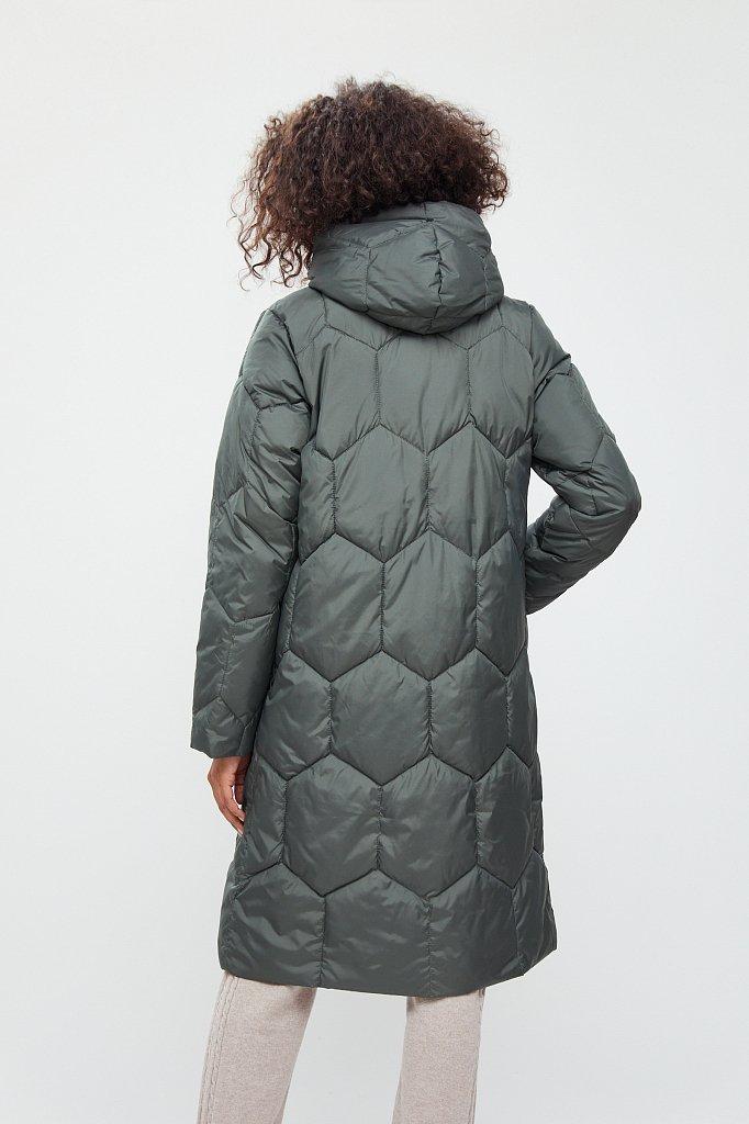 Пальто женское, Модель WA20-12015, Фото №4