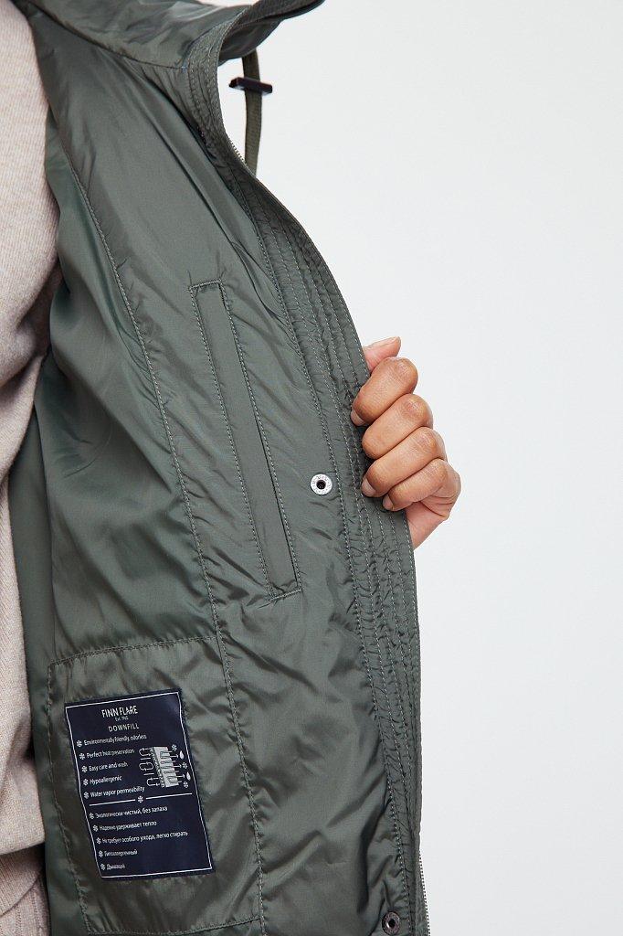 Пальто женское, Модель WA20-12015, Фото №6