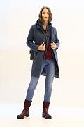Полупальто женское, Модель A19-12020, Фото №7