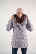 Куртка женская, Модель W19-11005, Фото №6