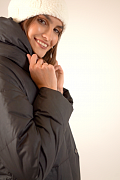 Пальто женское, Модель W19-11015, Фото №7