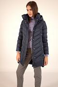 Пальто женское, Модель W19-12005F, Фото №8