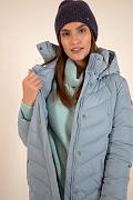 Пальто женское, Модель W19-12005F, Фото №7