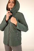 Куртка женская, Модель W19-12014, Фото №7