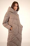 Пальто женское, Модель W19-12022, Фото №7