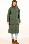 Пальто женское, Модель W19-12042, Фото №8