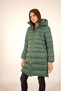 Пальто женское, Модель W19-12046F, Фото №7