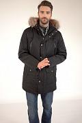 Пальто мужское, Модель W19-22012, Фото №7