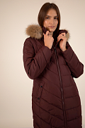 Пальто женское, Модель W19-32002, Фото №7