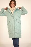 Пальто женское, Модель W19-32011, Фото №7