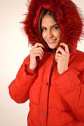 Пальто женское, Модель W19-32015, Фото №7