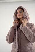 Пальто женское, Модель W19-32020, Фото №7